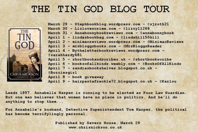 Tin God poster