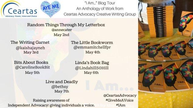 I am tour poster