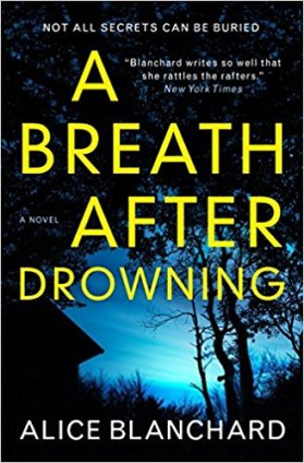 A breath after drowning