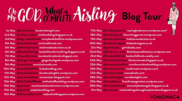 Complete Aisling Blog Tour