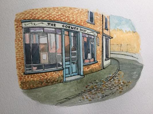Corner Shop Image
