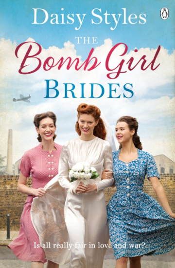 Bomb Girl Brides Cover