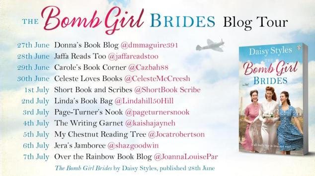 Bomb Girl Brides poster