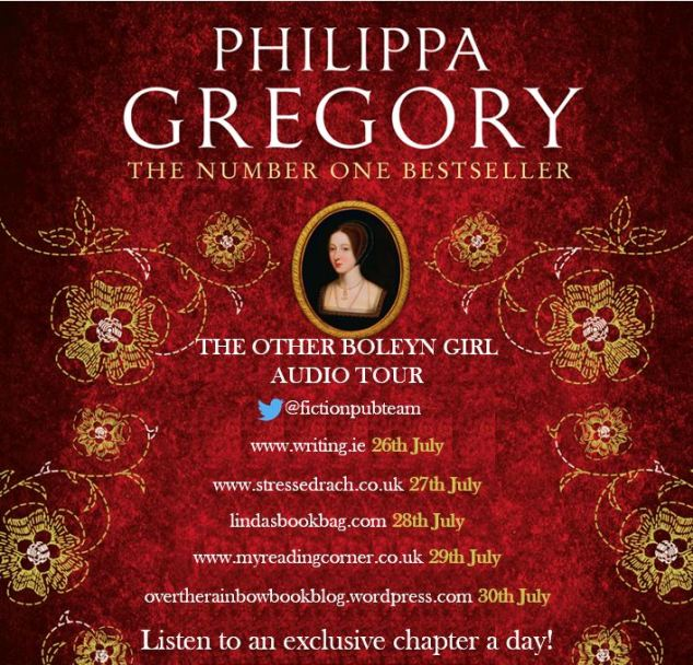 Audio tour banner - The Other Boleyn Girl