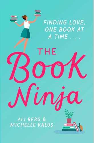 book ninja cover