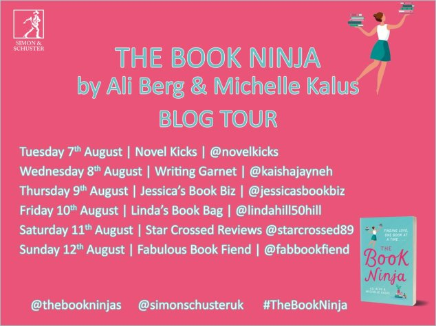Book ninjas poster