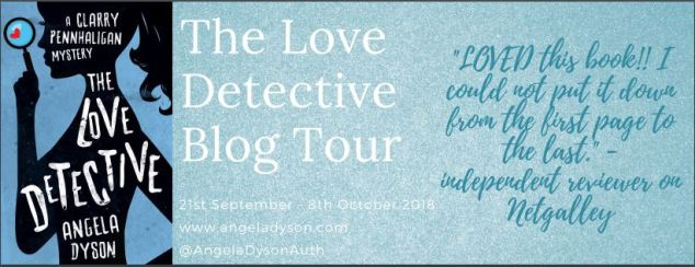 love detective banner