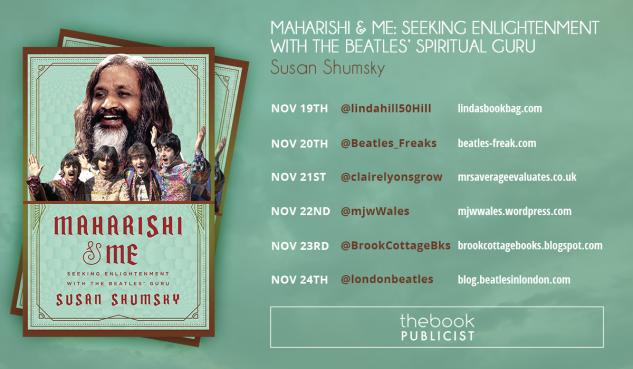Blogger Tour Poster Maharishi