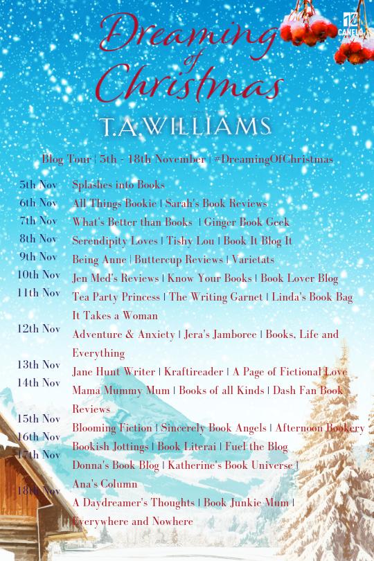 Dreaming of Christmas Blog Tour (1)