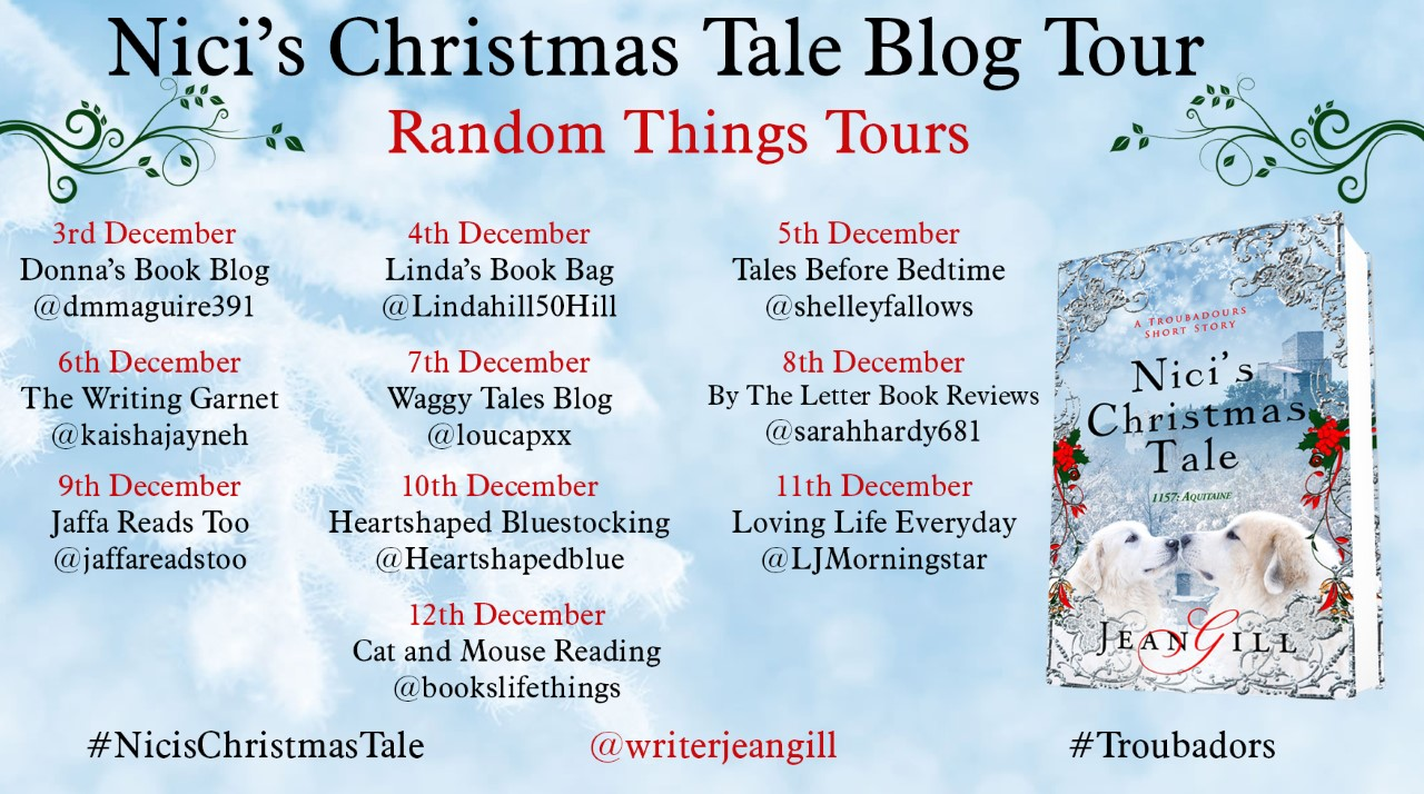 Nici's Christmas Tale Blog Tour Poster (1)