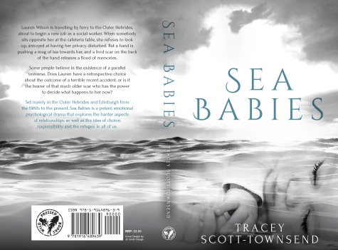 Sea Babies Cover Paperback