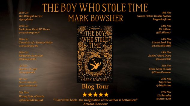 The Boy Who Stole Time final banner