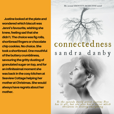Connectedness by Sandra Danby - biscuits