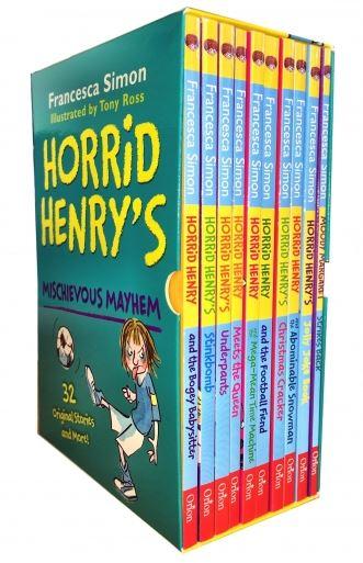 horrid henry 3