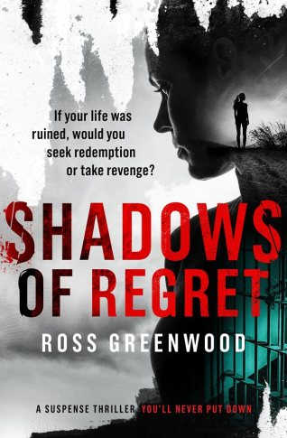 shadows of regret - ross greenwood - book cover