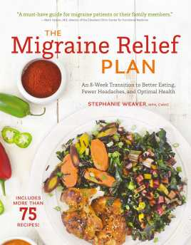 The Migraine Relief Plan 9781572842090