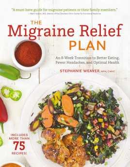 The Migraine Relief Plan 9781572842090