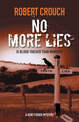 No More Lies - Robert Crouch - book cover