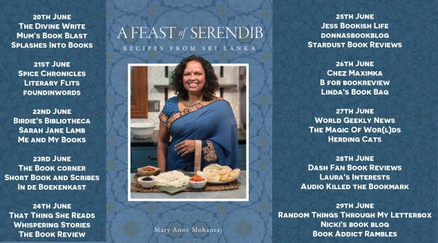 A Feast of Serendb Full Tour Banner