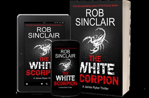 The White Scorpion trio