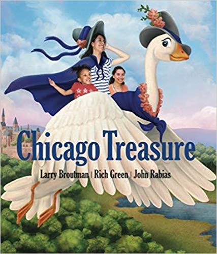Chicago Treasure Cover