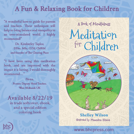 Meditation For Children Graphic