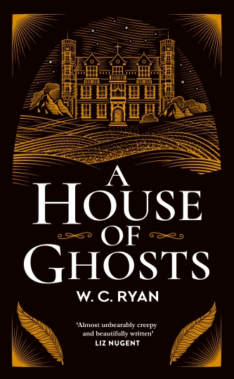 A House of Ghosts cover