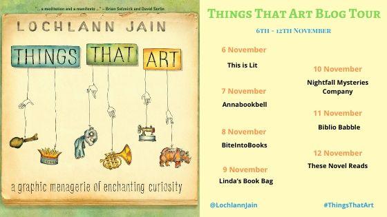 Things That Art Blog Tour (1)