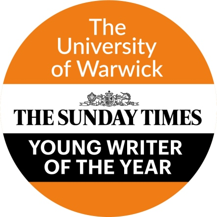 young writer award logo 2019
