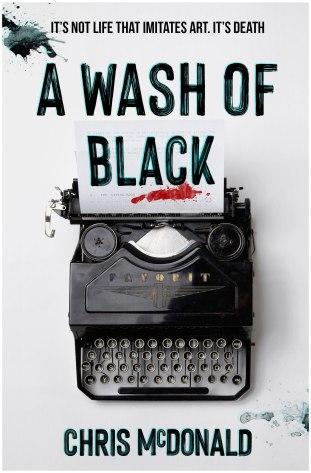 A wash of black