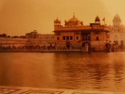 Harmandir Sahib The Golden Temple