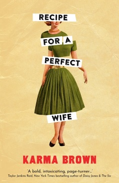 Recipe for the Perfect Wife cover - smaller