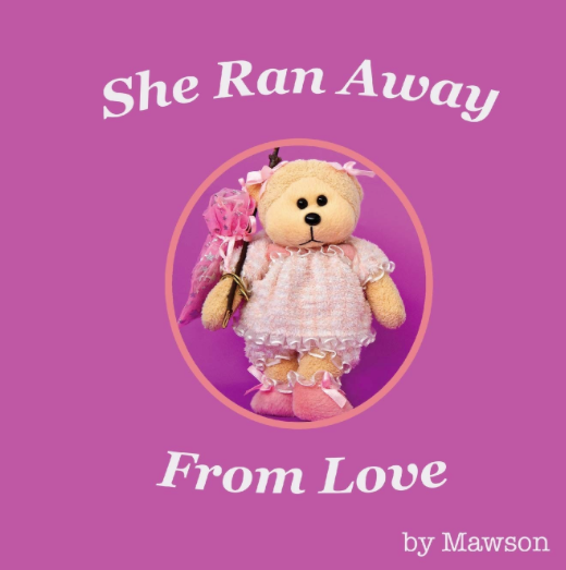 She Ran Away From Love front cover