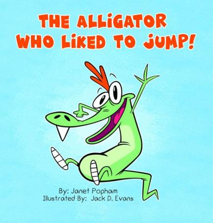 The Aligator Who Liked to Jump