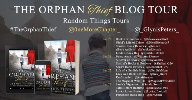 The Orphan Thief BT Poster