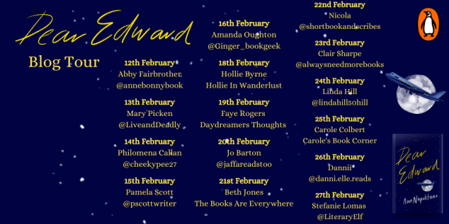 Blog Tour part 2