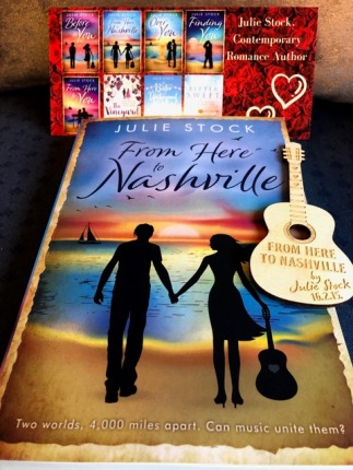 From Here to Nashville Giveaway Prize - IMG_0515