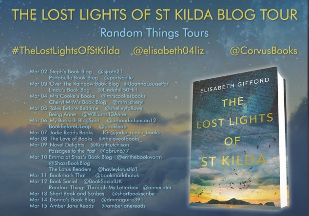 Lost Lights of St Kilda BT Poster