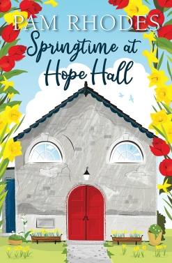 Springtime at Hope Hall Book Cover