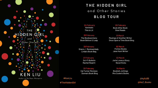 The Hidden Girl Blog Tour Banner