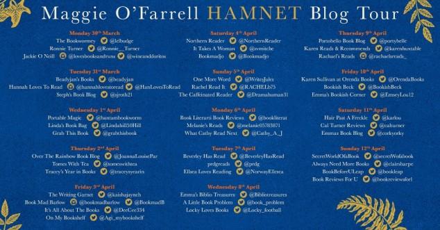 Hamnet BT Poster (1)