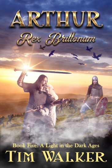 Arthur Rex Brittonum Final Cover