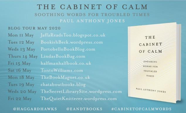 Cab Calm blog tour rev