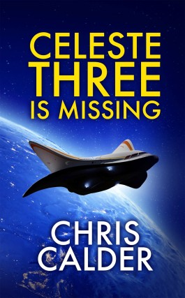 Celeste Three Is Missing Cover