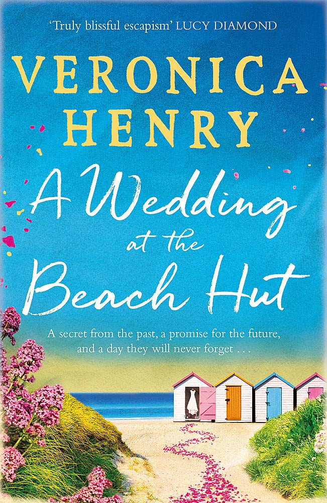 The Wedding at the Beach Hut Cover