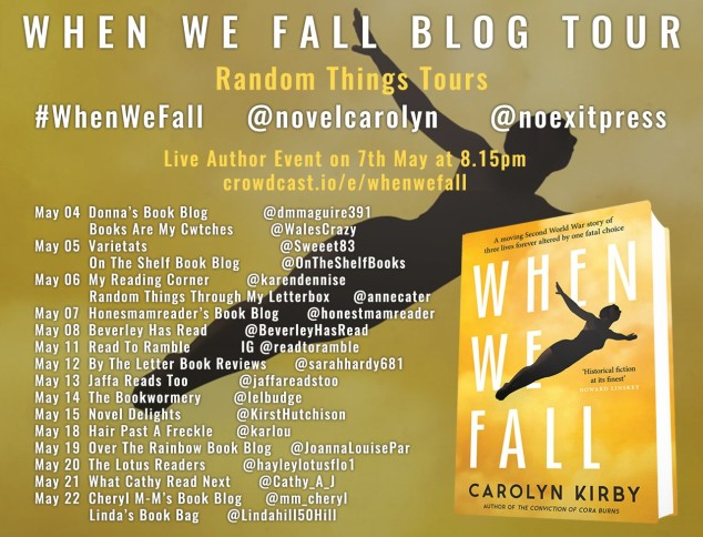 When We Fall BT Poster