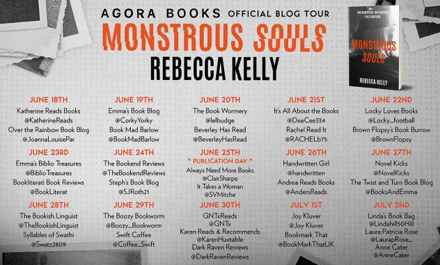 Monstrous Soul Blog Tour Image