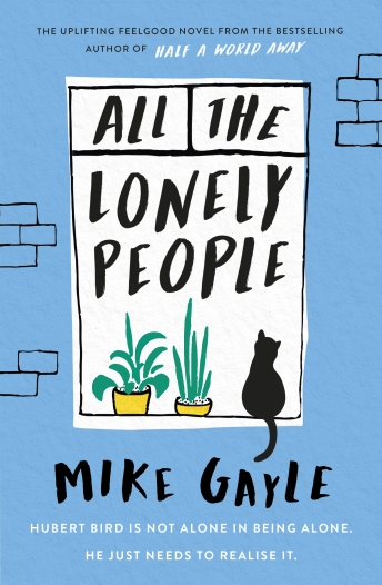 9781473687387 All the Lonely People jacket