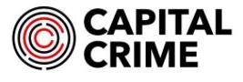 capital crime logo
