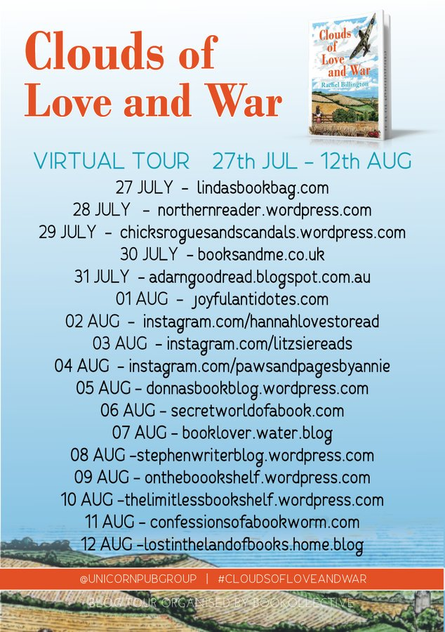 clouds of love and war poster